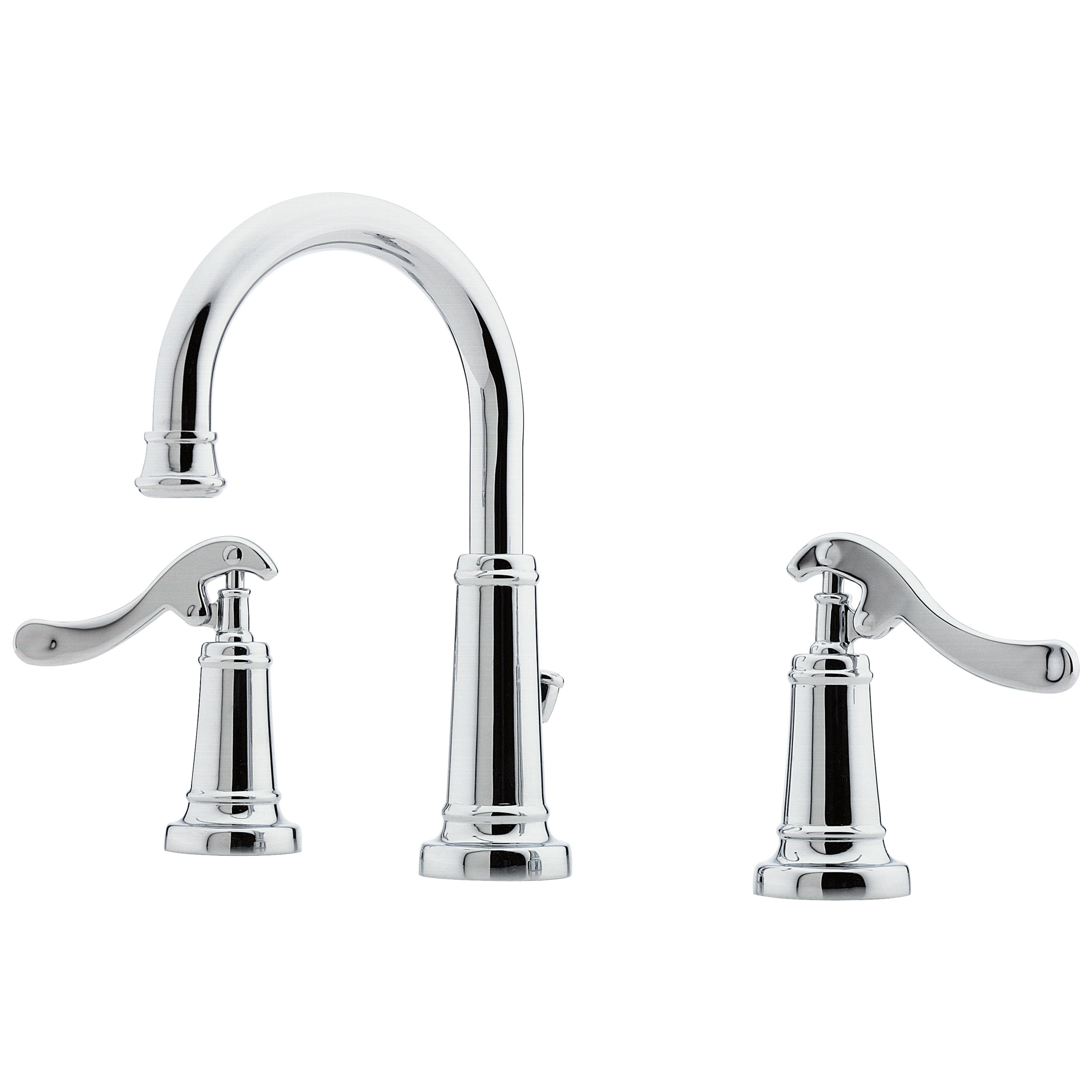 Price Pfister T49 Yp0c Ashfield Widespread Lavatory Faucet Polish Chrome Ebay