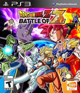 [PS3] Dragon Ball Z: Battle of Z (2014) - SUB ITA