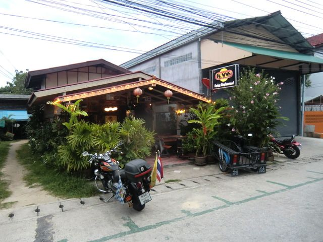 Tommy Restaurant in Mae Nam