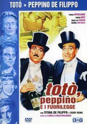 Totò, Peppino e i fuorilegge (1956) DvdRip Avi AC3 - ITA