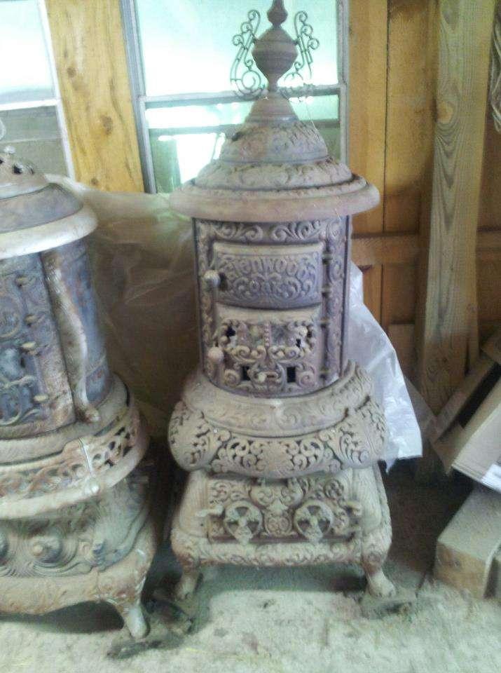 Man Cave Odessa Tx : Old stove restoration man cave texas gun talk