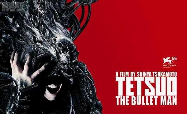 tumblrluizx9muyw1r2xi7c Shinya Tsukamoto   Tetsuo: The Bullet Man (2009) (HD)