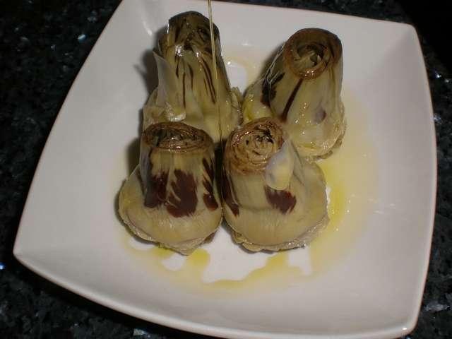 rrp1 - Corazones de alcachofas lubricadas