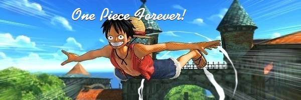 One Piece Forever! banner