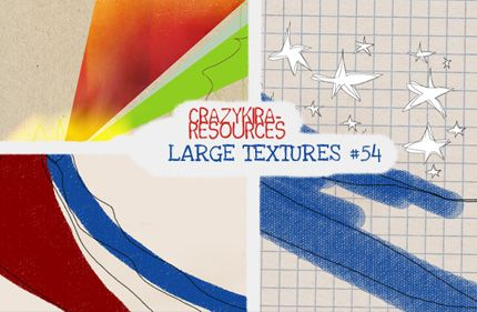 Large Scrapbook Textures