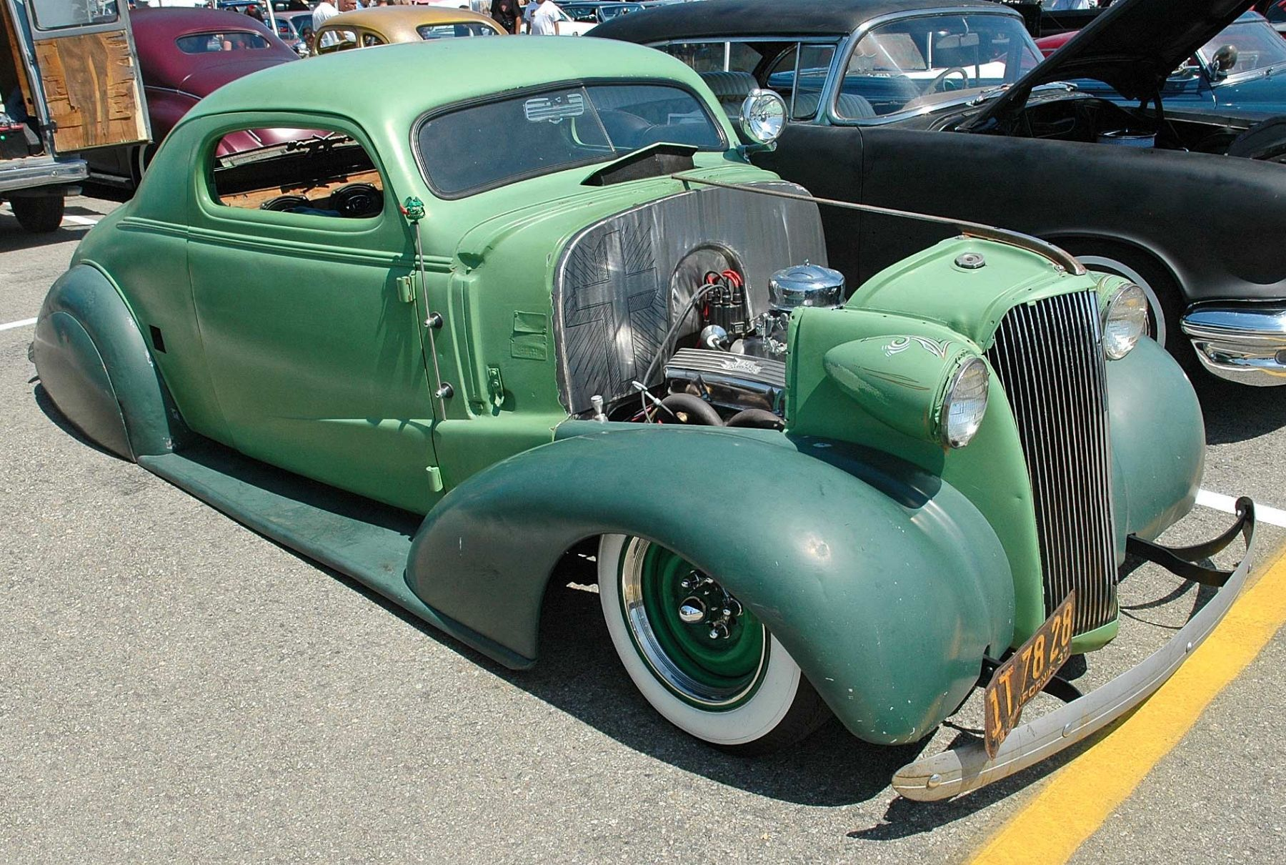 Special cars  Chevrolet Rat Rod