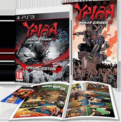 [PS3] Yaiba: Ninja Gaiden Z (2014) - SUB ITA