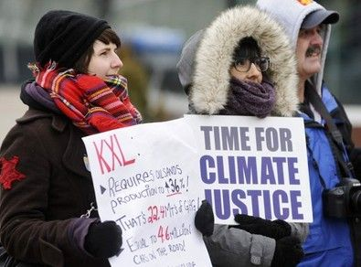 Climate Justice!