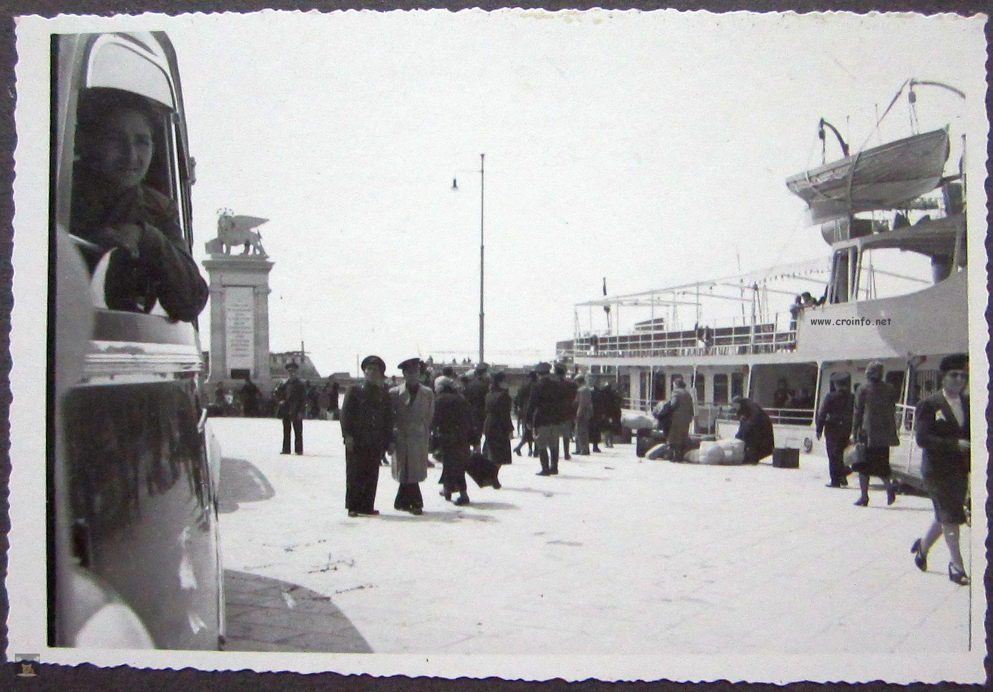 evakuacija rijeke travanj 1941. fiume brod nave laurana