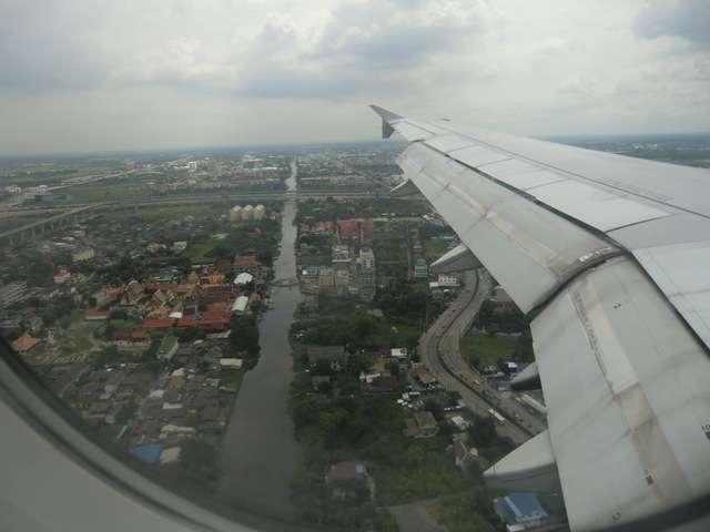 Bangkok ist erreicht