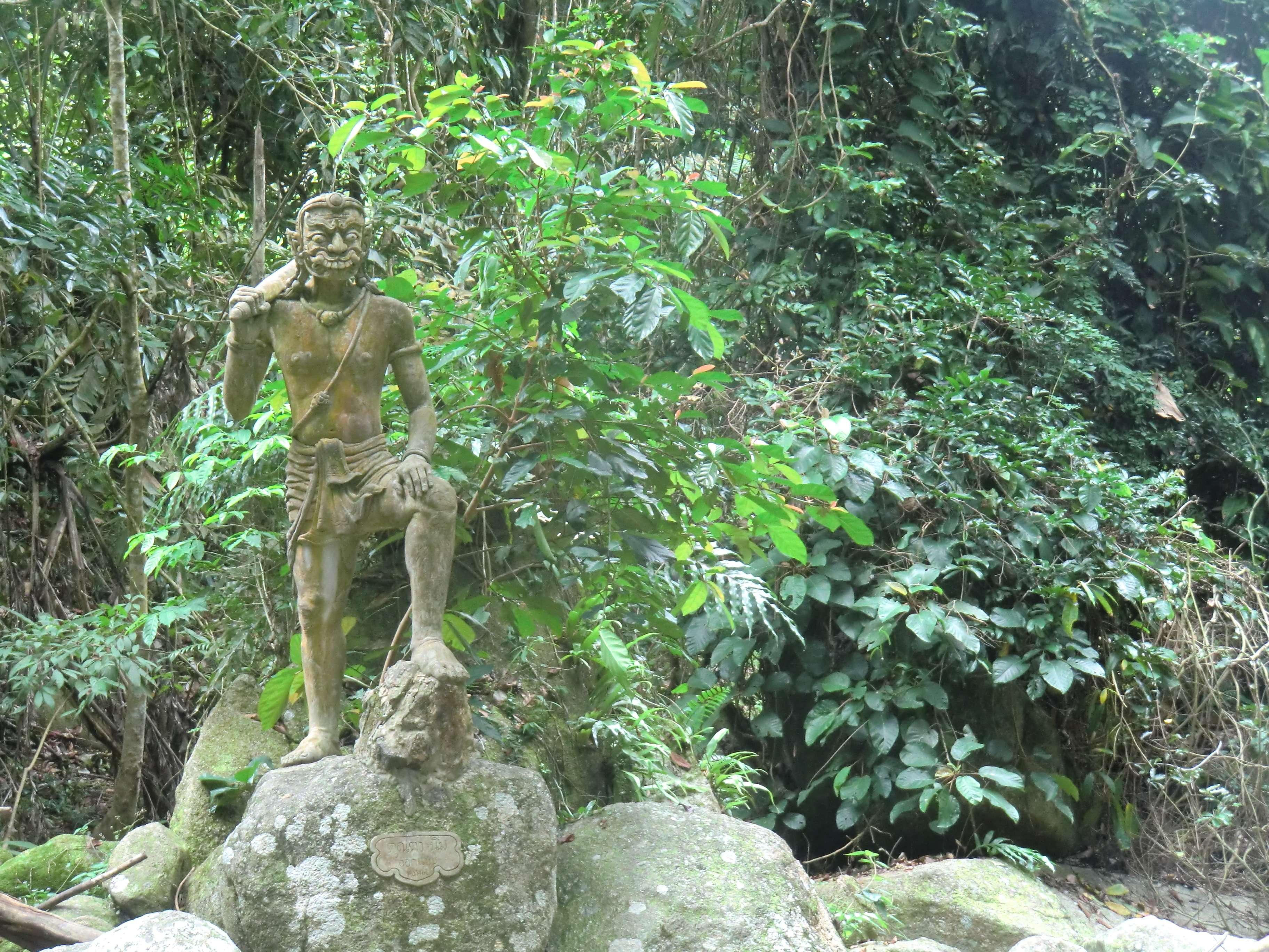Koh Samui - Inselrundfahrt mit Besuch vom Secret Buddha Garden 1