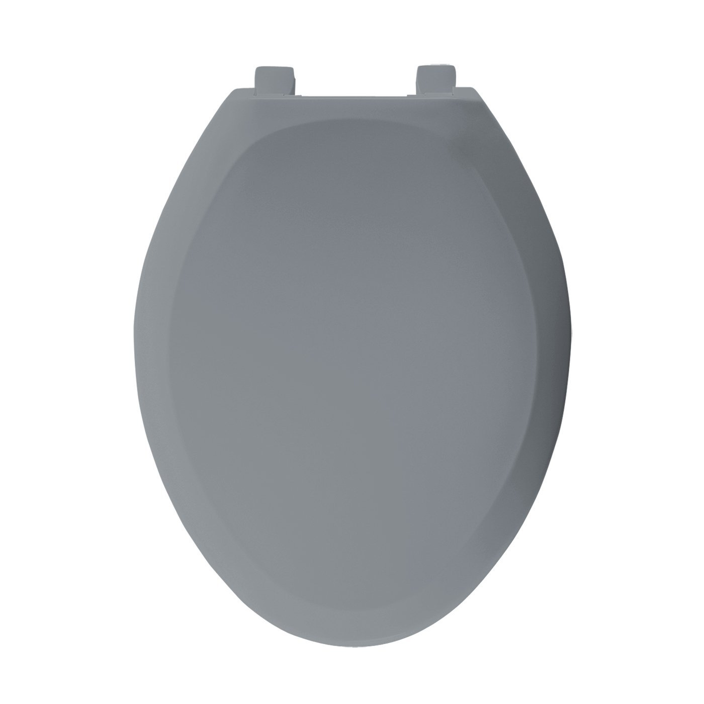 Church Bemis 1200TC032 Plastic Elongated Toilet Seat Country Grey