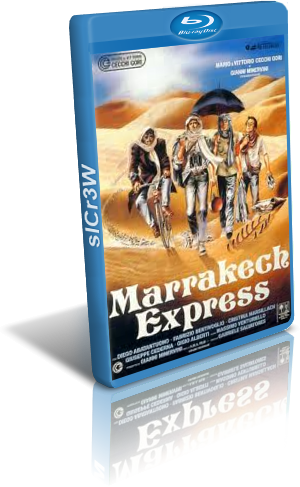 Marrakech Express (1989) .mkv iTA Bluray 720p x264