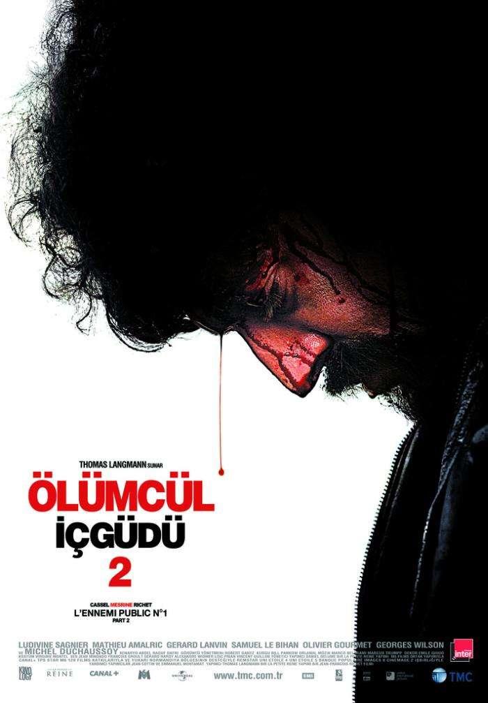Ölümcül İçgüdü 2 - 2008 Türkçe Dublaj 480p BRRip Tek Link indir