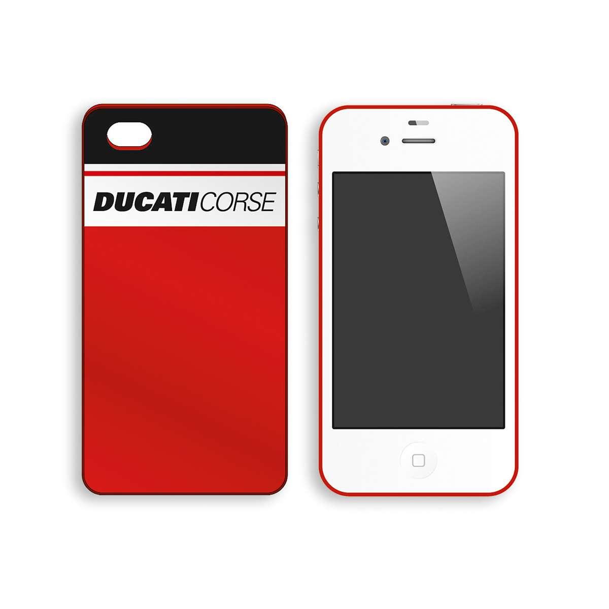ducati corse handy cover smartphone schutzh lle apple. Black Bedroom Furniture Sets. Home Design Ideas